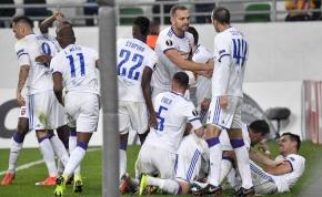 Ez igen! A Vidi újra legyőzte a PAOK-ot, és már csak a Chelsea van előtte