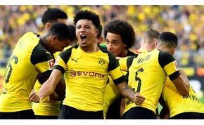Őrületes meccsen verte a Dortmund a Bayernt