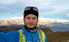 A magyar extrém sportoló elindult a jég világába
