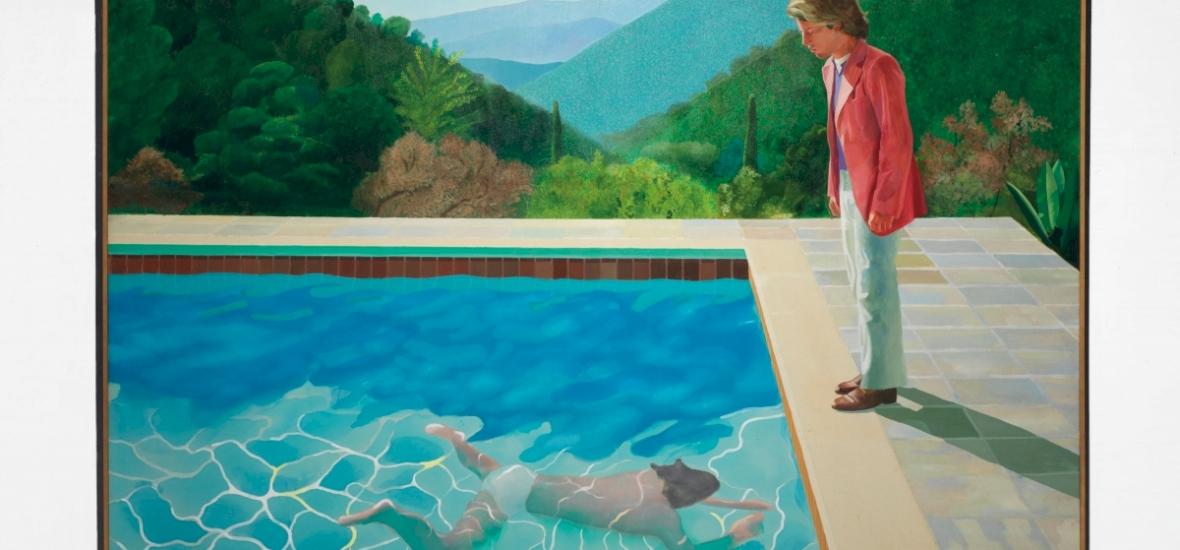 Ön venne 22 milliárd forintért egy medencés festményt?