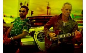 Ez igen! Ingyenes Sting&Shaggy-koncert lesz Budapesten