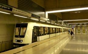 Egész éjjel metrózhatnak a budapestiek szilveszterkor
