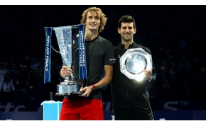 """""""Vasárnap egy új szupersztárral bővült a teniszvilág"""""""