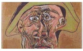 Hoax volt a kelet-romániai fa alatt talált Picasso-kép