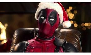 Megérkezett a karácsonyi Deadpool előzetes