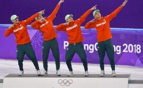 """""""Magyarország nyeri az olimpiát, te jó ég!"""""""