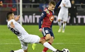 Magyar játékos góljával avatta fel új stadionját a MOL Vidi FC