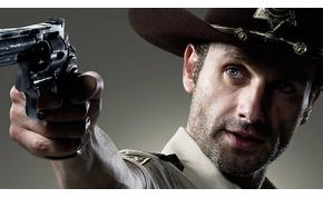 Rick Grimes 10 legtökösebb pillanata a The Walking Deadben