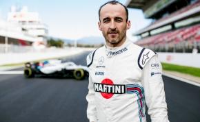 Robert Kubica pokoljárásának vége: újra F1-es pilóta lett!
