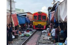 Zsolt utazása: már Bangkokot hódítja meg kollégánk, és fordítva