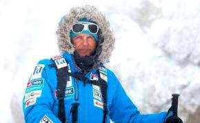 Már 30 kilométeren túl vannak Rakonczayék az Antarktiszon