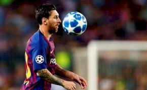 Messi földöntúli gólt rúgott – nem először