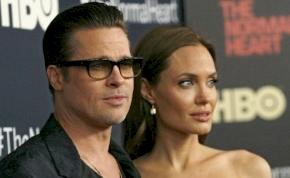 Most a bíróságon esik egymásnak Angelina Jolie és Brad Pitt