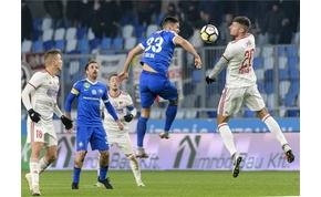 A Ferencváros könnyedén nyert idegenben, az MTK otthon kapott ki a Lokitól