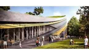 Rangos díjat kapott a Néprajzi Múzeum új épülete