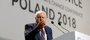 David Attenborough: Civilizációnk összeomlása a küszöbön áll