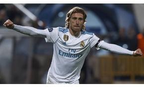 A Real Madrid sztárja kapta az idei Aranylabdát