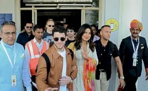 Hivatalos fotókon Priyanka Chopra és Nick Jonas esküvője
