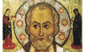 Szent Miklós már a születése napján fölállt a fürdőkádjában