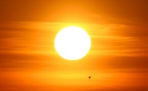 Soha nem látott fotó készült a Napról