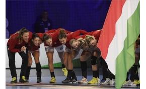 Fantasztikus győzelmet aratott a magyar női kézilabda-válogatott az Eb-n