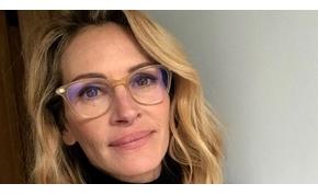 """""""Julia Roberts lyukai évről-évre jobbak"""" – írja egy New York-i lap"""