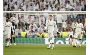 Bajnokok Ligája: legsúlyosabb hazai kupavereségét szenvedte el a Real Madrid