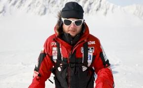 Rakonczay aktív pihenésre vágyik az Antarktiszon, így elmegy futni