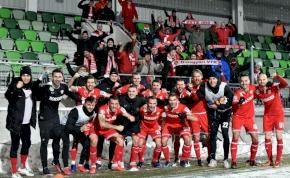 Örömtüzek a keleti télben: nyert a Debrecen, a Kisvárda és a Diósgyőr