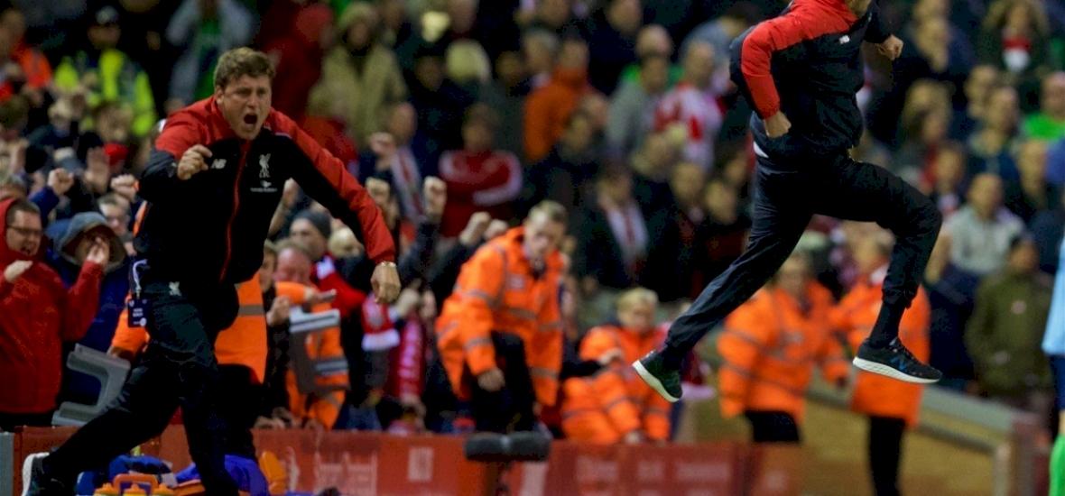 A Liverpool zúzta a rock 'n rollt, a Manchester United pedig táncolt