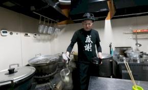 A jakuza egykori kisfőnöke napjainkban a konyhán görnyed