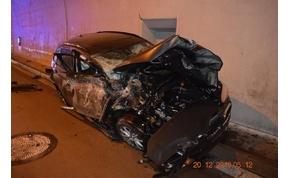 Ilyen balesetet csak a Cobra 11-ben, esetleg a Halálos iramban láttunk
