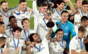 Klub-vb-t nyert a Real Madrid, pofonba szaladt bele Guardiola