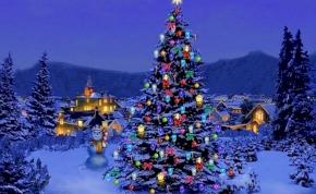 Áldott, békés karácsonyt kívánunk minden olvasónknak!