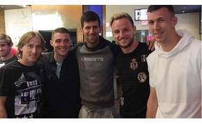 Djokovic, Modric: kelet-európaiak a legjobb sportolók