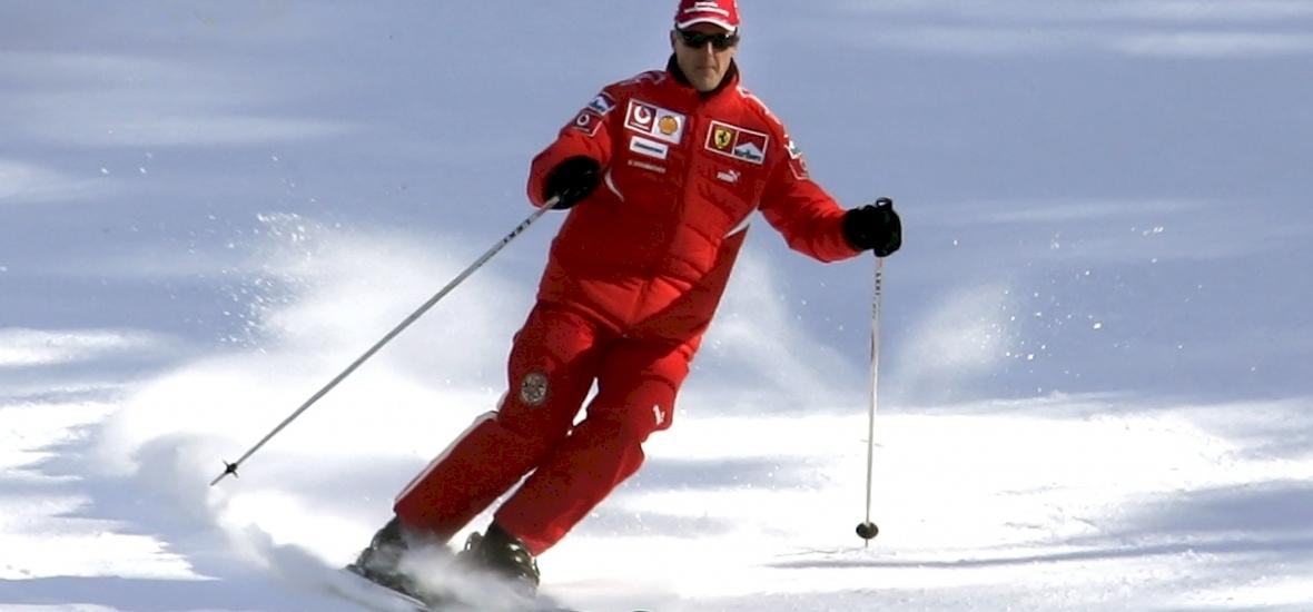 """""""Schumachernek szerencséje volt"""""""