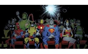 Marvel vagy DC?