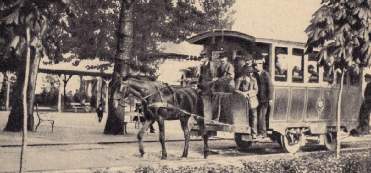 Amikor Budapestet még a lóvasutak uralták