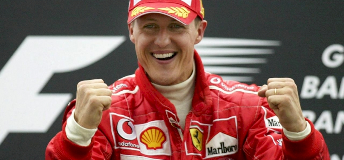 Újévi ajándék a Schumacher-családtól: jön a Schumacher-applikáció