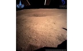 Kína leszállt a Hold azon pontján, ahol még senki