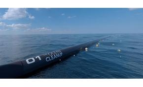 Bizonytalan időre leáll a gigantikus óceáni szemétszigetet felszámoló szerkezet