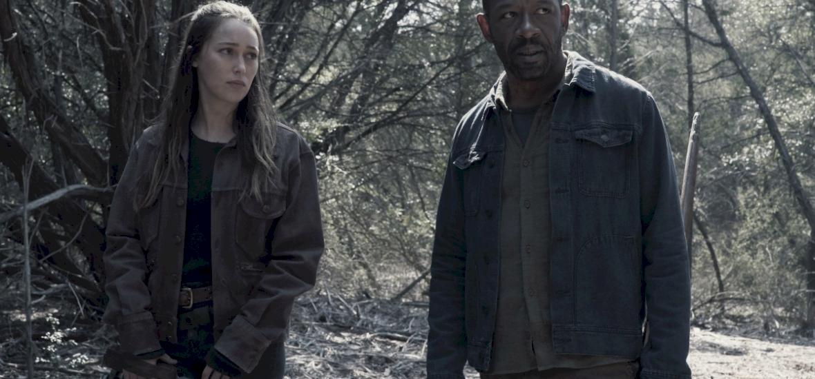 Valaki ismét átmegy a Fear The Walking Deadbe