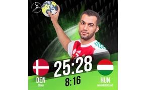 Szép győzelem! Dániában nyert a magyar válogatott
