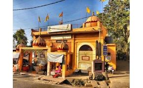 Zsolt utazása: Uddzsain, az ősi város
