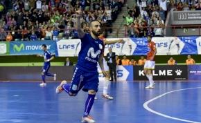 Megint elképesztő gólt lőtt a portugál futsal zseni