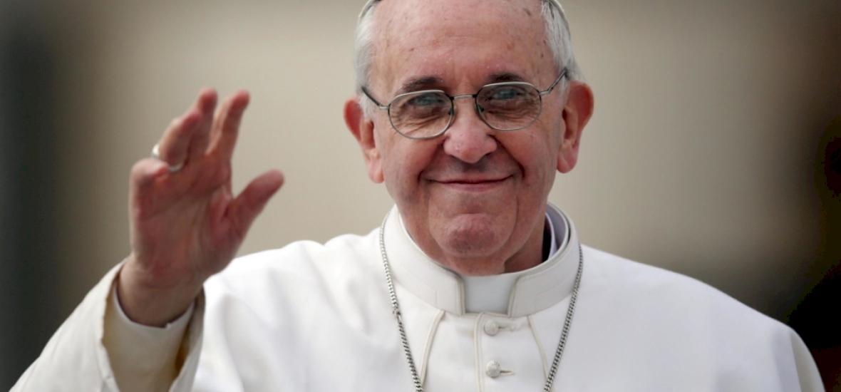 2019 nyarán Székelyföldre látogat Ferenc pápa