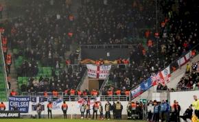 Vidi–Chelsea: részleges stadionbezárás jöhet a rasszizmus miatt