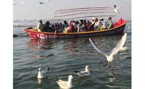 Zsolt utazása: egyszer elég volt látni és átélni a Kumbh mela világát