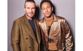 Neymar és Beckham is feltűnt a párizsi divathéten