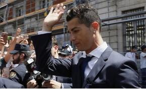 Ronaldo megfizette a börtön árát